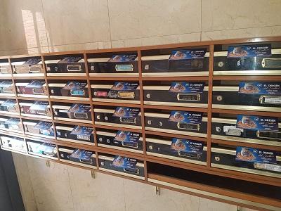 campaña de buzoneo en Malaga