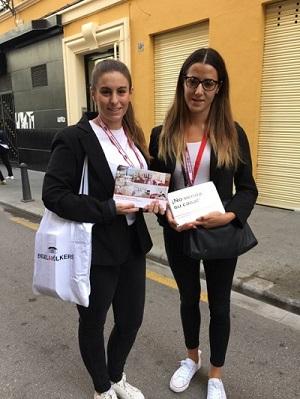 reparto de publicidad a mano en Malaga