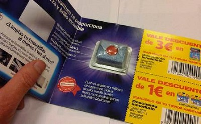 Realizamos folletos personalizados con olores León