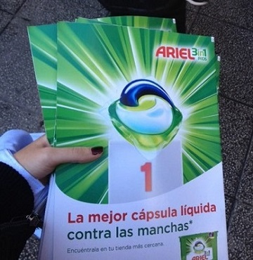 Realizamos todo tipo de folletos personalizados en Lérida